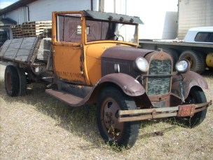 FORD 1,5t,4 Zyl., 40 PS gasoline, 1928-34
