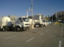 Vidé sur le port de Nice