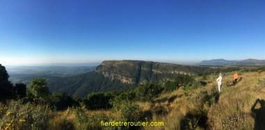 Panorama route: des paysages incroyables et vastes