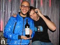 Con Fabricio Oberto en la Twitterfestcba