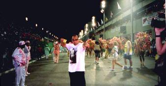 Pasarela de Carnaval Do Rio