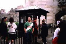 Castillo de Westminster en Londres