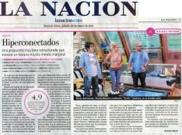 Hiperconectados - La Nación - 20/1/2015