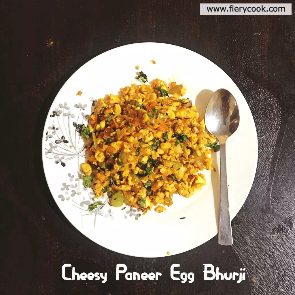 Paneer Egg Bhurji Photo