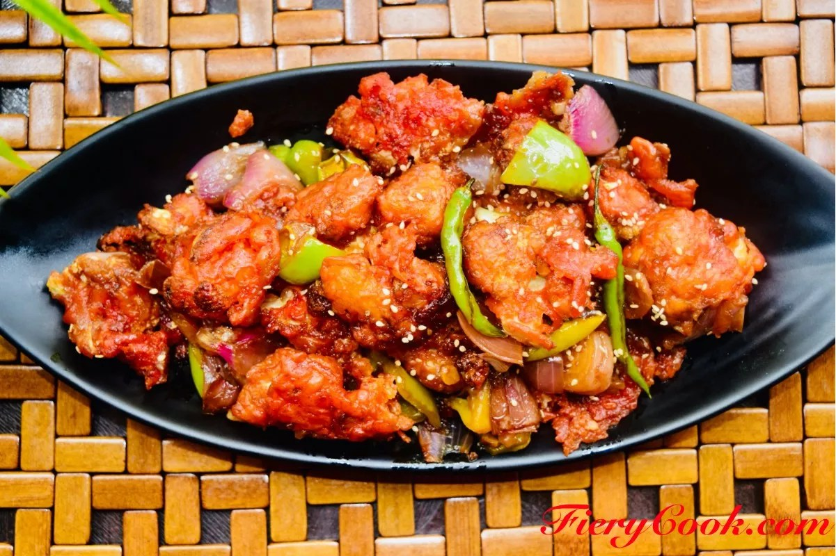 Gobi Manchurian Recipe Appetisers Recipes Fierycook