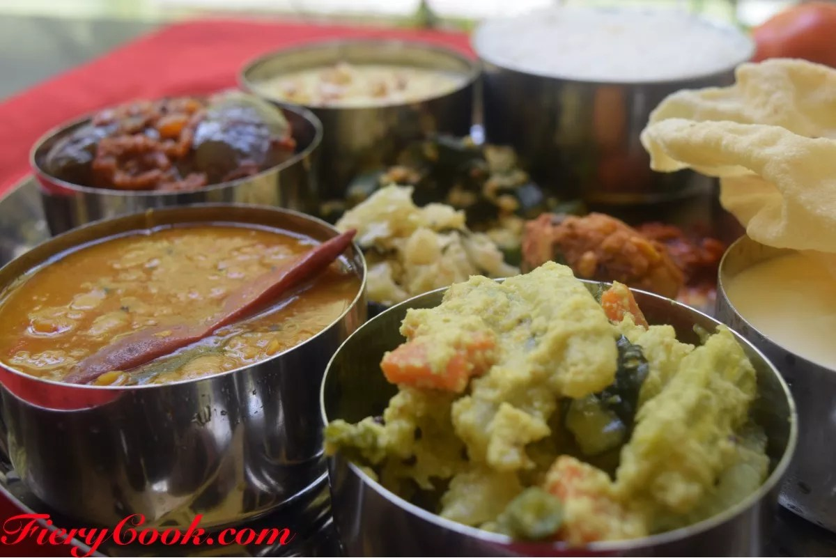 South Indian Style Dish Cuisine photo