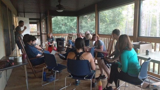 porch chat cmse