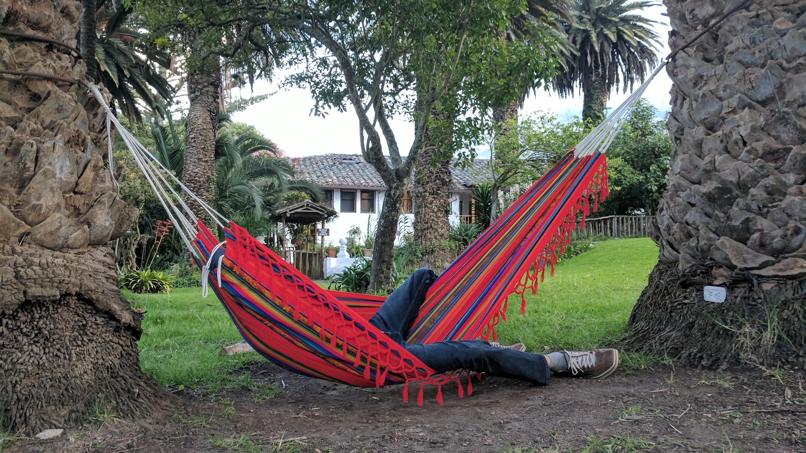 hammock foot