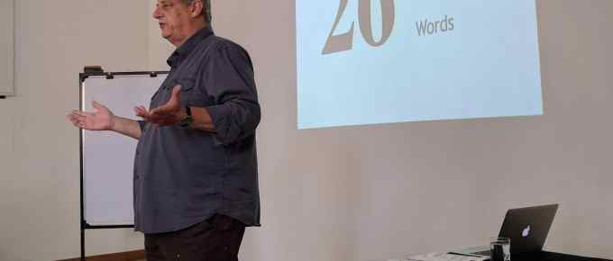 Chautauqua 2017: Lessons Learned