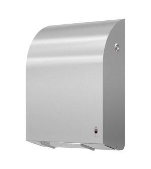 Stainless Design Toilettenpapierhalter für 4 Rollen
