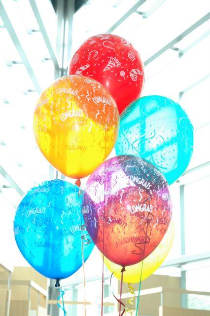 Ballons festif