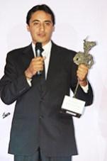 Banderillero Christian Adolfo Sánchez