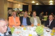 Luis Ruiz Quiroz, Humberto Ruiz Quiroz, Carlos Lorenzo Hinzpeter, Jesús Hernández, Antonio Villanueva y Mario Urosa