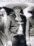 "El Charro de la ""Metropolitana de Charros"""