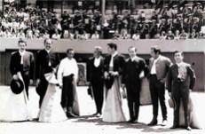 """Los alternantes: Luis Martínez Vértiz, Fernando Mangino, """"El Malino"""", Maestro Lorenzo Garza, Lalo Azcué, Enrique Hernández Flores, Chucho Arroyo y Pedro Loredo"""