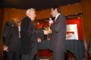 Maestro Raymundo Cobo y Arturo Macías