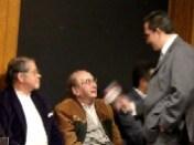 Carlos Zamudio, José López Carmona (Pepe Carmona) y Enrique Hernández Vázquez