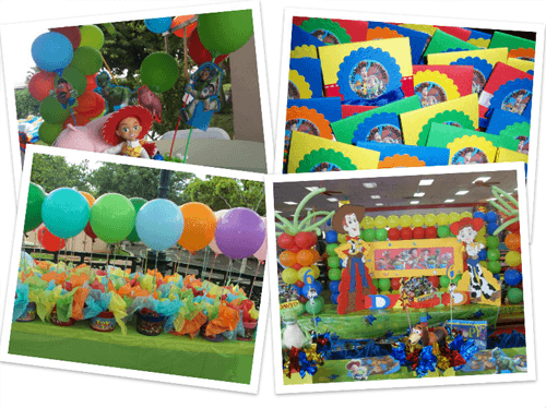 Decoraci N De Fiesta De Toy Story Con 40 Ideas Originales
