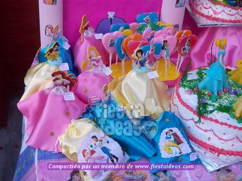 Galeria de fotos decoracion de princesas disney - Decoracion para fotos ...