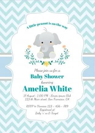 Invitaciones Baby Shower Gratis Para Personalizar Niño : invitaciones, shower, gratis, personalizar, niño, Invitaciones, Shower:, Edita, Imprime, GRATIS, 【2018】