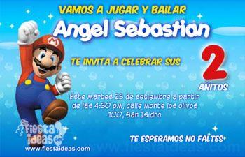 invitacion_de cumpleaños_Mario_bross_3