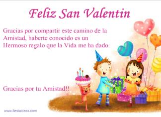 Tarjetas San Valentin 1 Gratis Fiestaideas.com