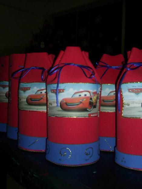 Ideas De Decoracion Fiesta Cars Rayo Mcqueen