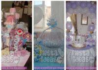 Ideas de decoración para una fiesta de Bautizo