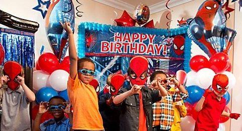 temas de fiestas para niños