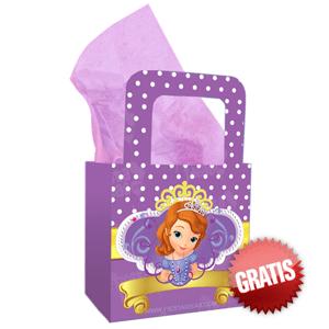 995d0df03 Podras encontrarla en el siguiente link Cajitas sorpresas de la princesa  Sofía para imprimir