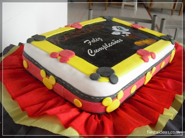 50 Ideas De Fiesta Mickey Mouse Decoraciones