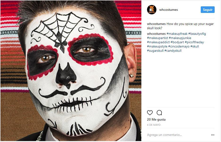 27 Increibles Maquillajes Para Halloween De Hombres Y Mujeres