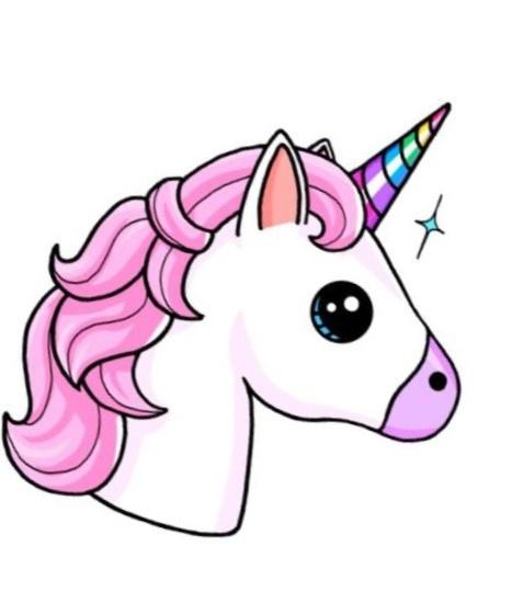 Imagenes De Unicornio Para Colorear E Imprimir Dibujos Para
