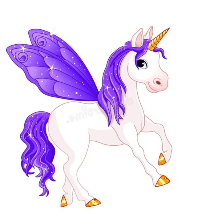 imagenes de unicornios fucsia para descargar