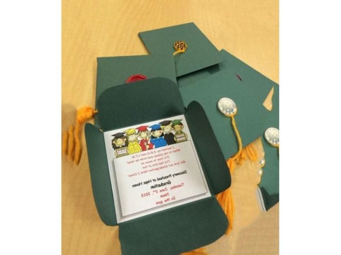 invitaciones para graduacion de kinder