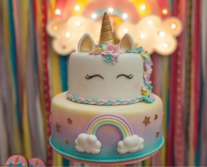 Tortas de Unicornio: Decoraciones Fabulosas
