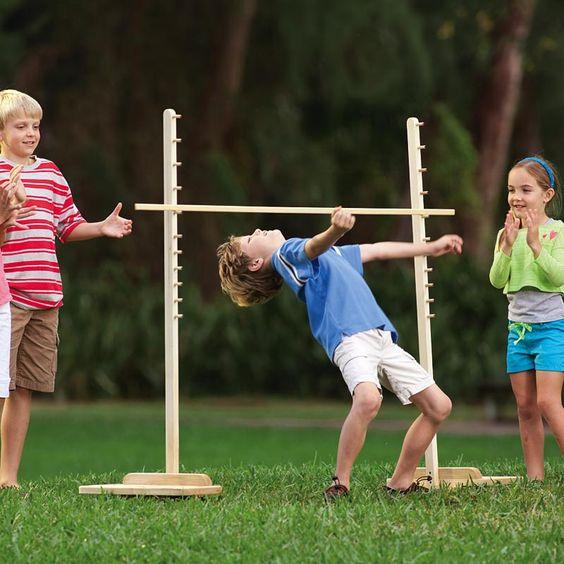 juegos para fiestas infantiles Limbo
