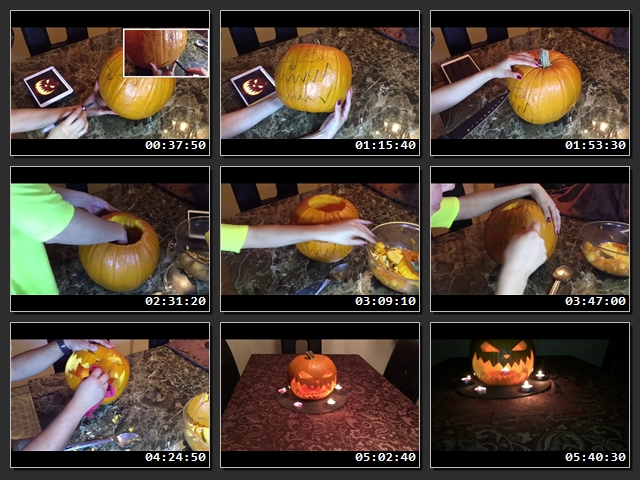 Como-hacer-manualidades-halloween-con-calabazas