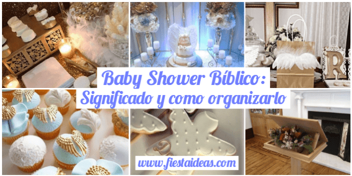 Baby Shower Biblico