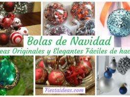 Bolas de navidad Ideas Originales