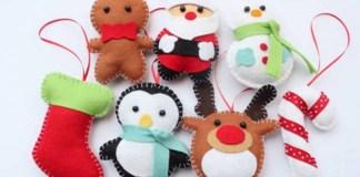 27 Manualidades Para Navidad 2018 Con Originales Ideas - Manualidades-sencillas-navidad