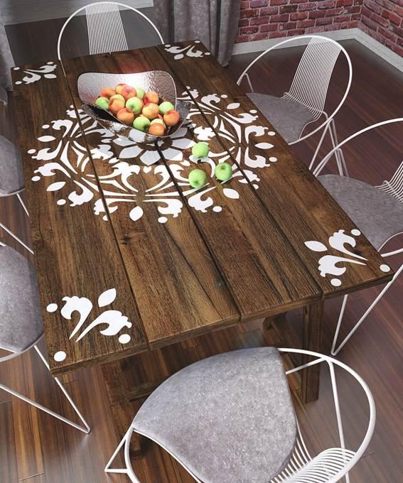 Mandalas para decorar mesas