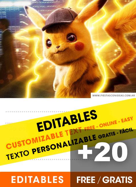 free printable pokemon card birthday