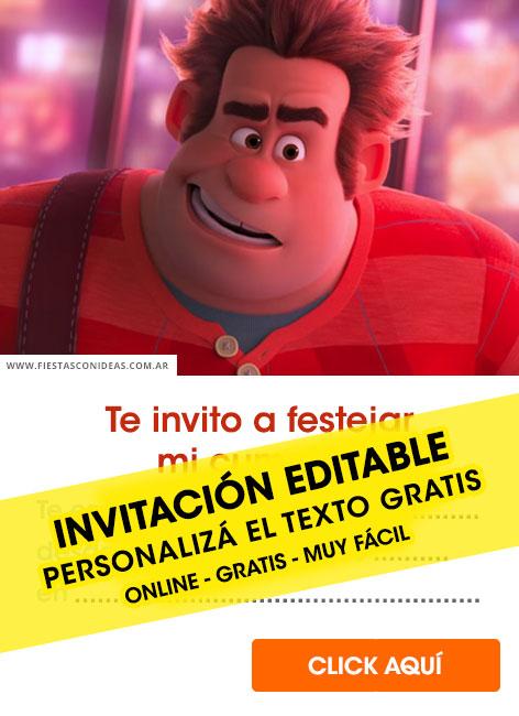 Imprimir De Invitaciones Para Gratis Editar Unicornios
