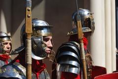 1 Legion de guardia en el palacio