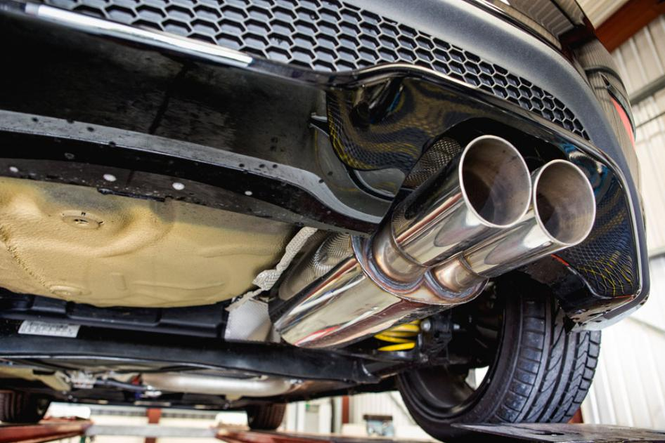 3 scorpion exhaust overview ford