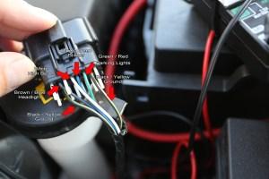 Fiesta ST Head Light Wiring Schematics