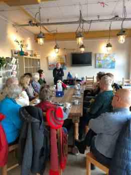 Ed van Het Blauwe Hek vertelt het verhaal over de zorgbakkerij en over roggebrood — bij Het Blauwe Hek.