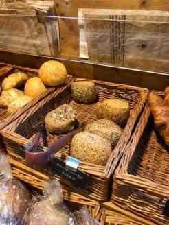 Vers gebakken broodjes mee bij Bakkerij van Malkenhorst voor de lunch — bij Bakkerij van Malkenhorst.