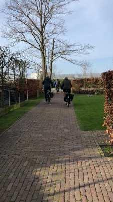 En weer terug naar huis vanaf Santé Holland — bij Santé Holland.